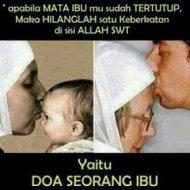 Kekuatan Doa Ibu