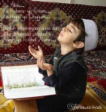 Doa untuk sahabat